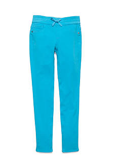 J Khaki™ Knit Elastic Waist Pants Girls 7-16