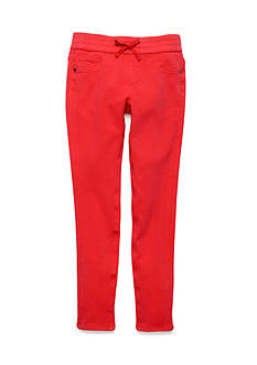 J Khaki™ Knit Elastic Waist Pants Girls 7-16