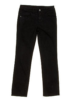 J Khaki Five-Pocket Straight Leg Jean Girls 7-16