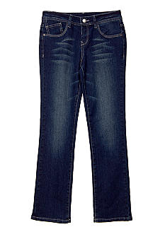 J Khaki Pocket Denim Pant Girls 7-16