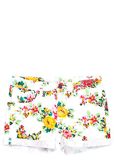 Red Camel Girls Floral Shorty Girls 7-16