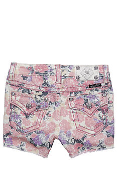 Miss Me Girls Denim Short Girls 7-16