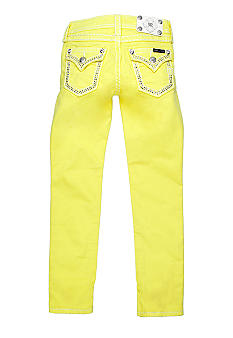 Miss Me Girls Lemon Skinny Jeans Girls 7-16