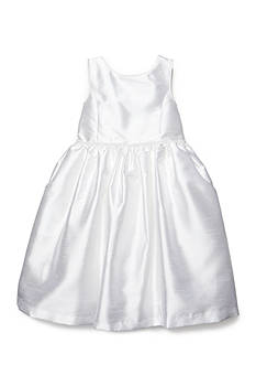 Marmellata Shantung Flower Girls Dress Girls 4-6x