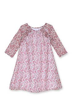 Marmellata Pasley Chiffon Dress 4-6x Girls