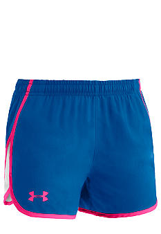 Under Armour Escape Solid Shorts Girls 7-16