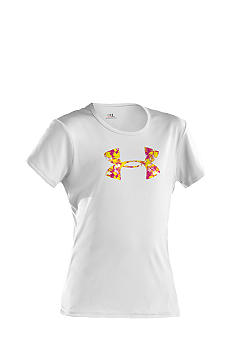Under Armour Big Logo Tee Girls 7-16