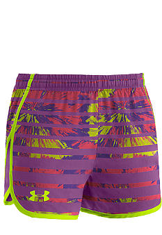 Under Armour Printed Escape Short Girls 7-16