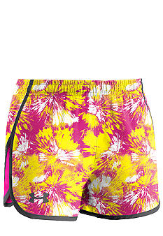 Under Armour Under Armour Escape Print Short Girls 7-16