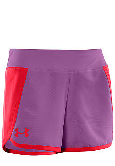 Under Armour Monster Woven Shorts Girls 7-16