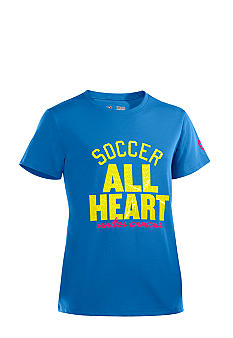 Under Armour Under Armour All Heart Graphic Tee Girls 7-16
