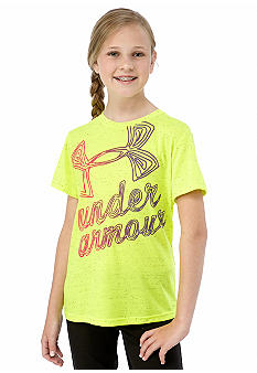 Under Armour Graphic Tee Girls 7-16
