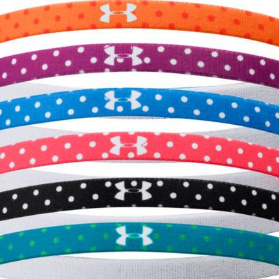 Kids Under Armour®: Neo Pulse Under Armour Graphic Words Headband Girls 7-16