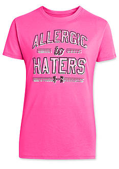 Under Armour® Allergic to Haters Tee Girls 7-16