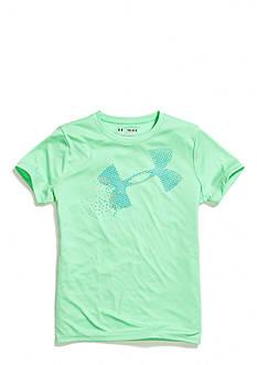Under Armour® Big Logo Sun's Up Graphic Tee Shirt Girls 7-16