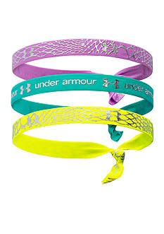 Under Armour Shimmer Headbands Girls 7-16