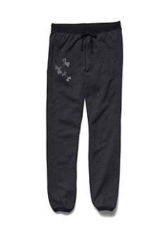 Under Armour Jogger Fleece Pants Girls 7-16