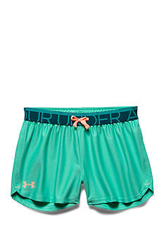 Under Armour Play Up Shorts Girls 7-16