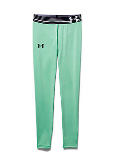Under Armour HeatGear® Armour Solid Leggings Girls 7-16