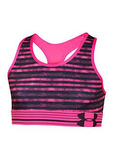 Under Armour HeatGear® Armour Printed Sports Bra Girls 7-16