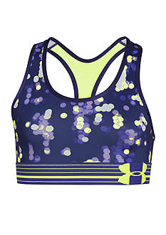 Under Armour HeatGear® Armour Printed Sports Bra Girls 7-16