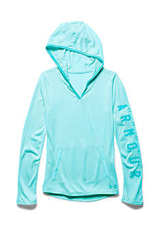 Under Armour Tech Hoodie Girls 7-16