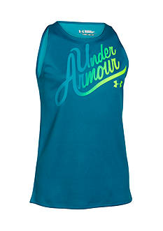 Under Armour Graphic Tank Top Girls 7-16
