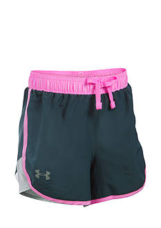 Under Armour Fast Lane Shorts Girls 7-16