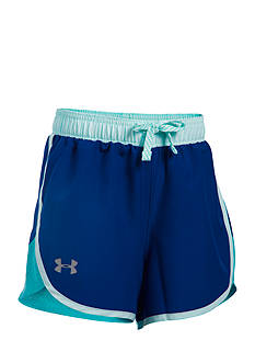 Under Armour Fast Lane Shorts Girls 7-16