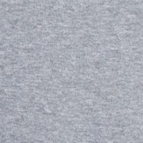 Girls Shirts: True Gray Heather/Afterburn Under Armour Short Sleeve Big Logo Tee Girls 7-16