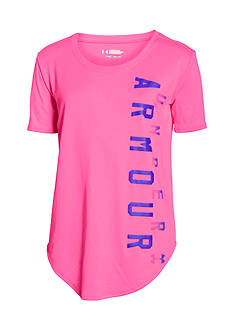 Under Armour Favorite Tech Tee Girls 7-16