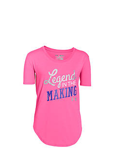 Under Armour Printed 'Legend In The Making' Top Girls 7-16