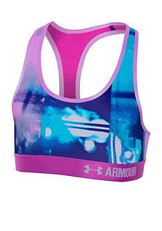 Under Armour Novelty Armour Sports Bra Girls 7-16