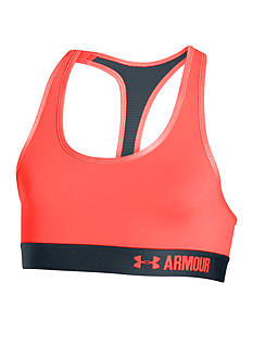Under Armour Heatgear Armour Solid Sports Bra Girls 7-16