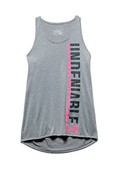 Under Armour Undeniable Tank Girls 7-16