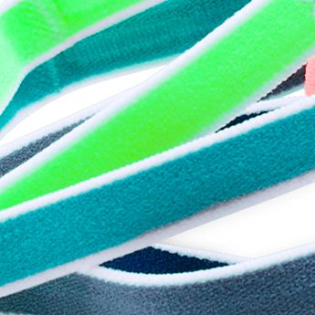 Little Girls Sportswear: Limolicious/Peacock Blue/White Under Armour 6-Pack Mini Headbands