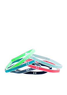 Under Armour 6-Pack Mini Headbands
