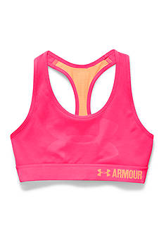 Under Armour Logo Armour Sports Bra Girl 7-16
