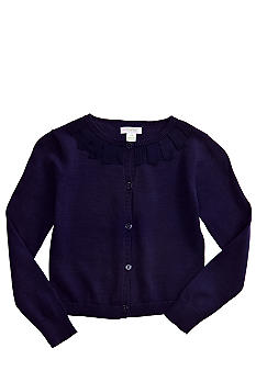 kc parker Applique Cardigan Girls 7-16