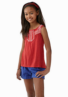kc parker Sleeveless Knit Top Girls 7-16