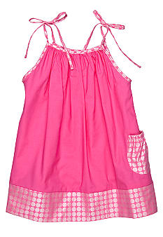 Nain & Joe Lola Dot Dress Girls 2-8