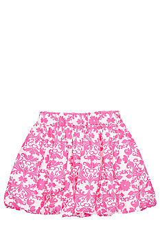 Nain & Joe Damask Print Bubble Skirt Girls 3-8