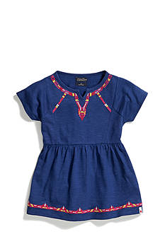 Lucky Brand Annie Embroidered Top Girls 7-16