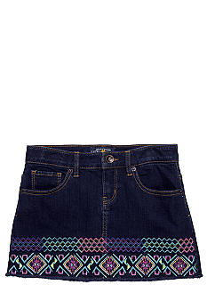 Lucky Brand Denim Skirt Girls 7-16