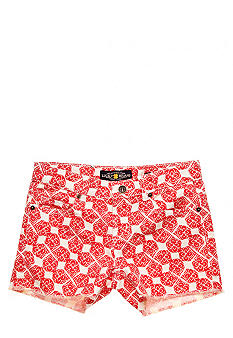 Lucky Brand Printed Riley Short Girls 4-6x