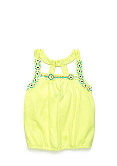 Lucky Brand Cut Out Tank Top Girls 7-16