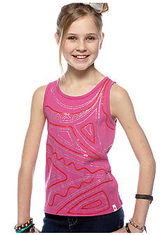 Lucky Brand Sparkle Tank Girls 7-16
