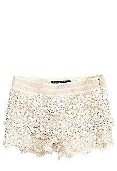 Lucky Brand Crochet Short Girls 4-6X