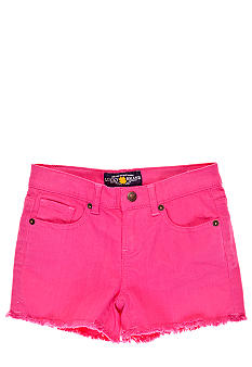 Lucky Brand Colored Twill 5 Pocket Short Girls 4-6X