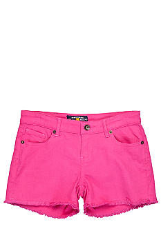 Lucky Brand Colored Twill 5 Pocket Short Girls 7-16